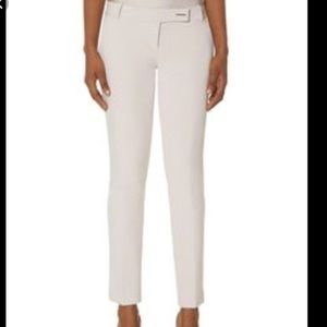 The Limited gray Tan Scandal Handler Ankle Pant